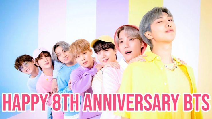 BTS fatura mais de 70 milhões de dólares em Live de aniversário