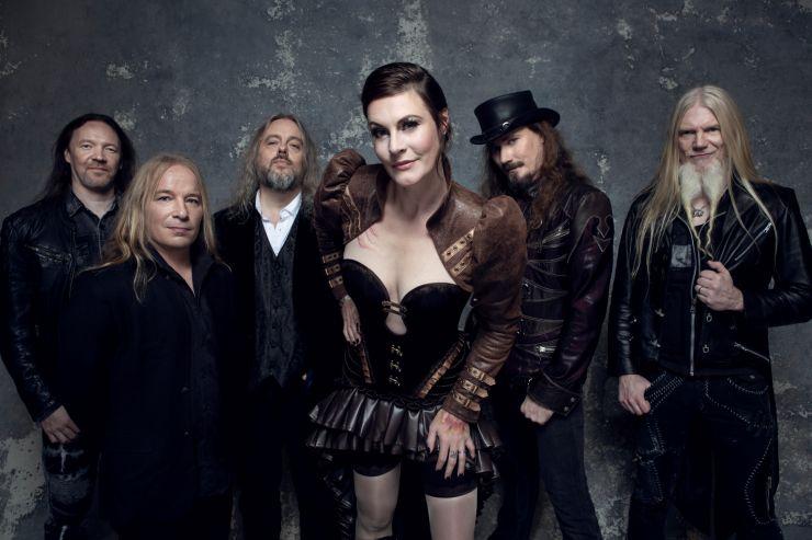 Nightwish confirma turnê de shows pelo Brasil