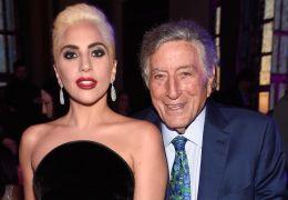 Lady Gaga anuncia novos shows com Tony Bennett