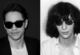 Pete Davidson revela preparação intensa para cinebiografia de Joey Ramone