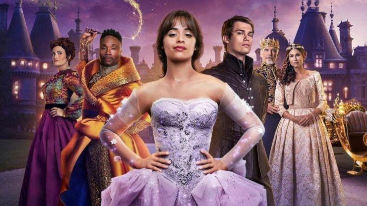 """Camila Cabello afirma que se sentiu intimidada por colega de """"Cinderella"""""""
