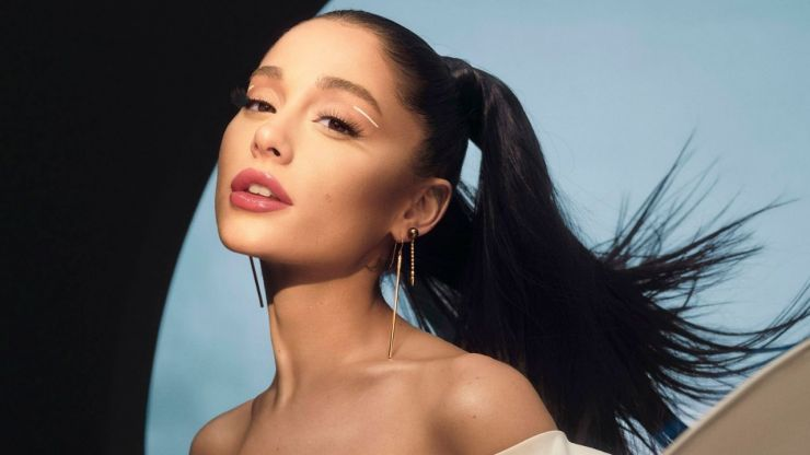 Ariana Grande entra no disputado mercado de beleza