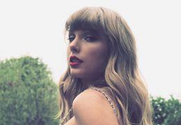 Fãs ficam animados com flagra de Taylor Swift no estúdio