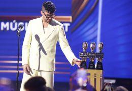 Confira os vencedores do Billboard Latin Music Awards 2021