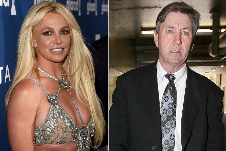 Pai de Britney Spears é suspenso oficialmente da função de tutor da cantora