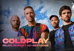 Coldplay é a mais nova atração confirmada para o Rock in Rio 2022