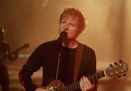 Ed Sheeran confirma teste positivo para Covid-19