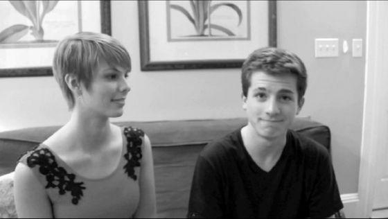 Charlie Puth & Emily Luther