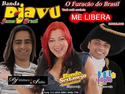musicas da banda djavu do brasil