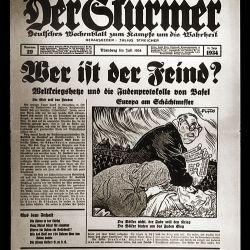 Der Stürmer