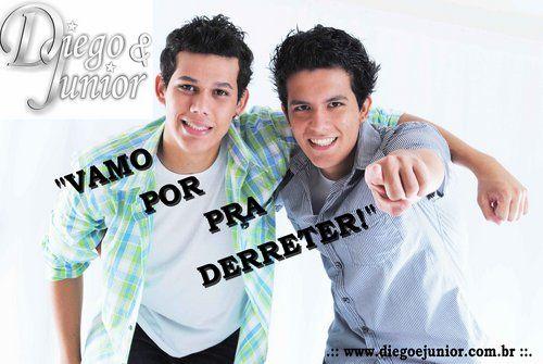 Diego e Junior