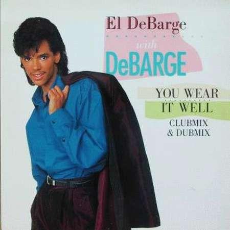 EL DEBARGE – R&B – Letras de Músicas