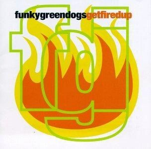 Funky Green Dogs