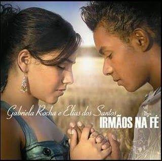 Gabriela Rocha e Elias dos Santos