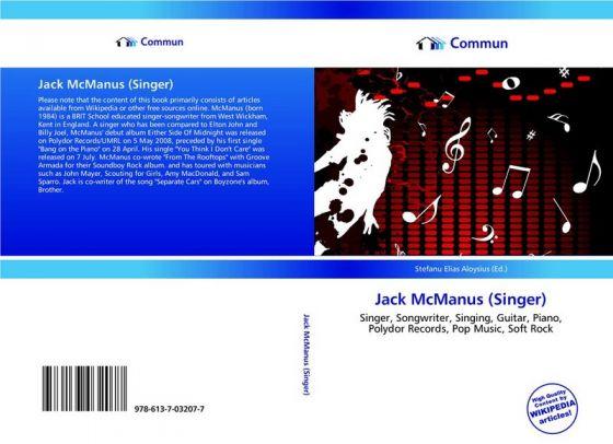 Jack McManus