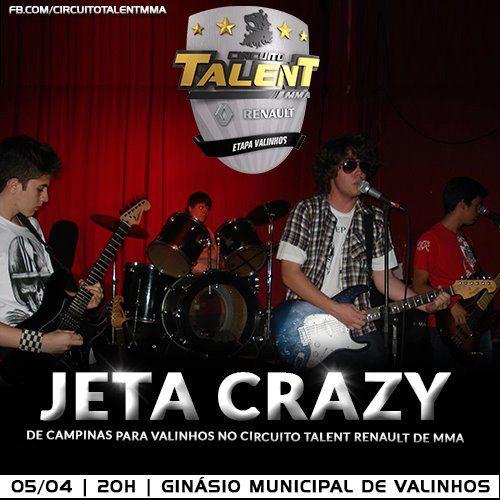 Jeta Crazy