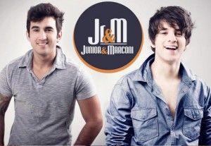 Junior e Marconi