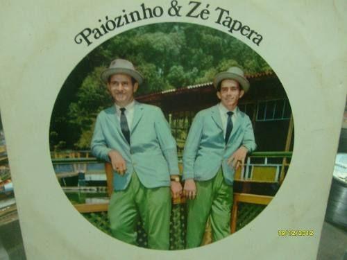 Paiozinho e Zé Tapera